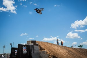 This summer's X Games in Minneapolis will feature Moto X QuarterPipe High Air for the first time