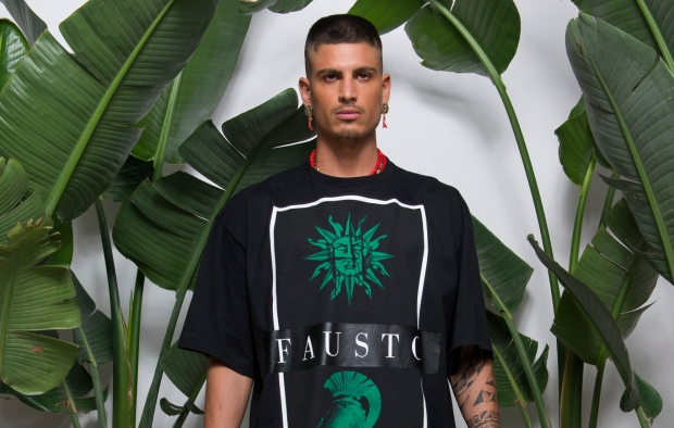 Fausto Puglisi Men's Spring 2018