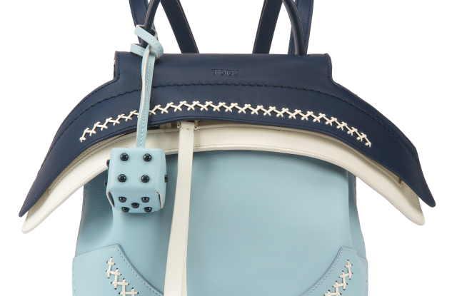 """Tod's x Mr. Bag's """"Wave"""""""