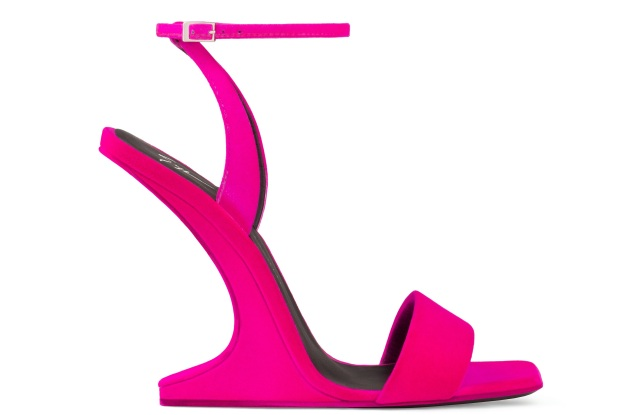 "Giuseppe Zanotti ""Miss Unfinished"" sandal"