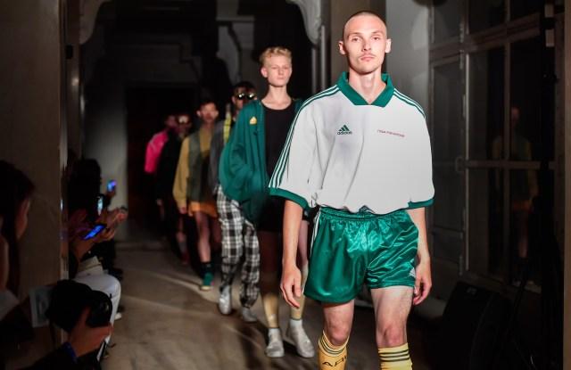 Gosha Rubchinskiy Men's Spring 2018