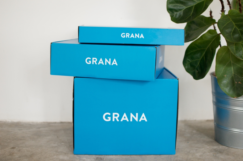 Grana boxes now come with a 7-Eleven return slip for Hong Kong, and customers can head to the convenience store to complete the four-step process.