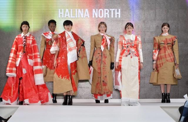 Halina North