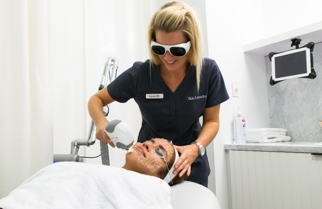Skin Laundry Laser & Light Therapy Facial