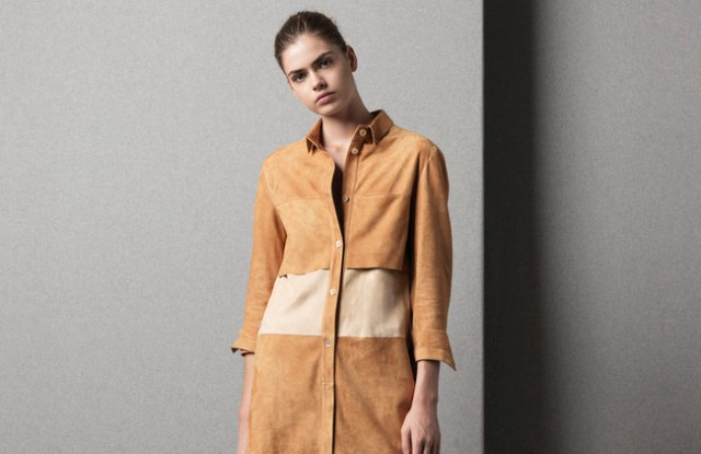 A look from Malo spring 2017 collection