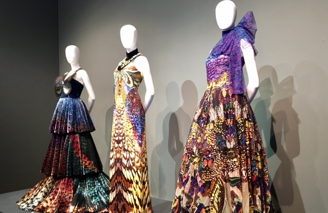Mary Katrantzou's couture dresses