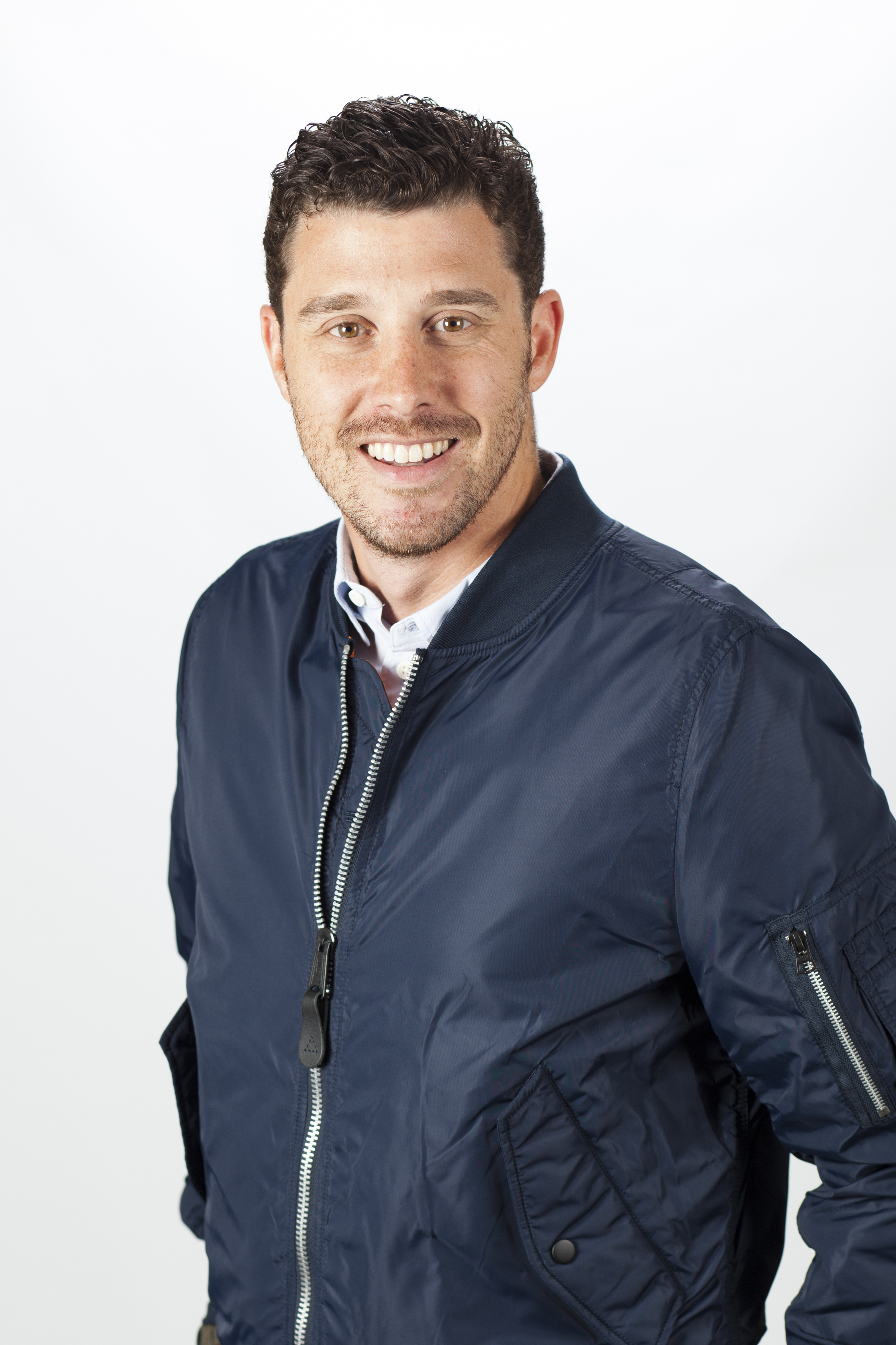 Alpha Industries' ceo Mike Cirker