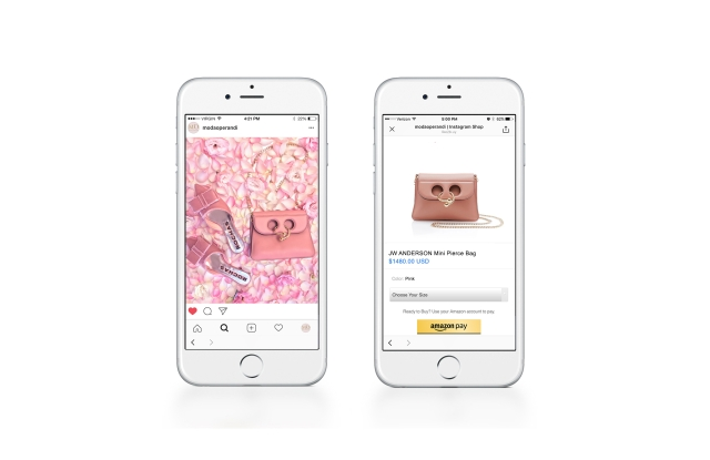 Moda Operandi wants to provide seamless checkout with Curalate's Like2Buy and Amazon Pay.