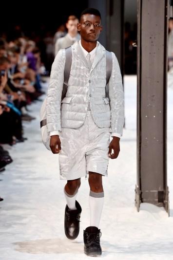 Moncler Gamme Bleu Men's Spring 2018
