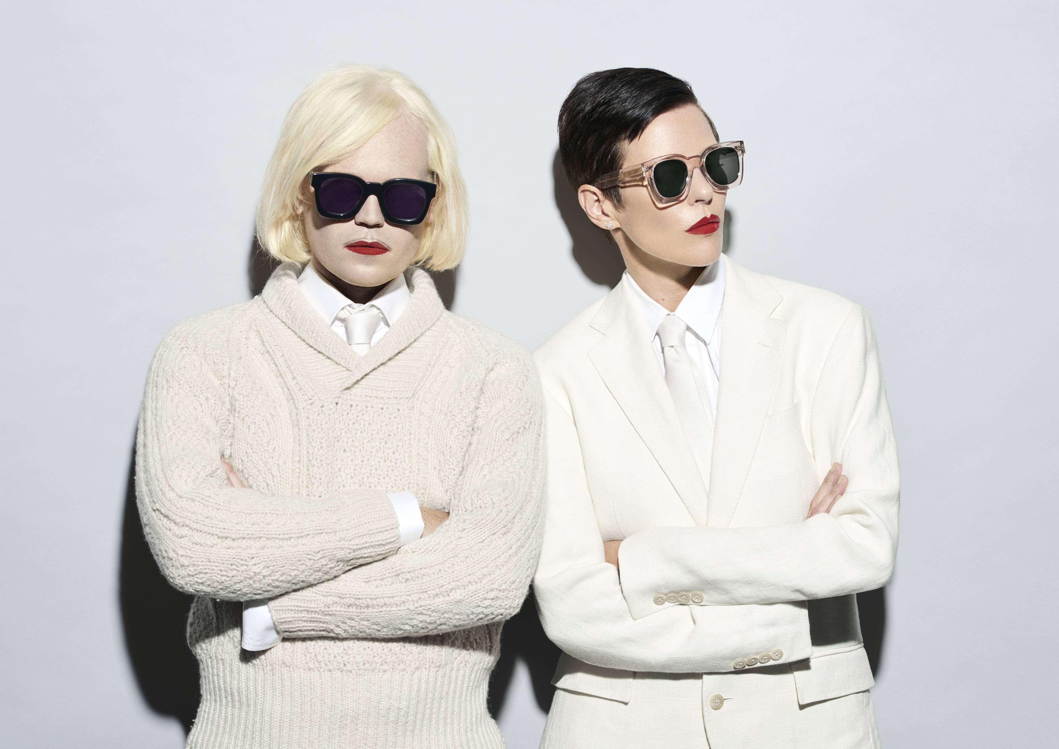 Connan Mockasin and Karen Walker Monumental