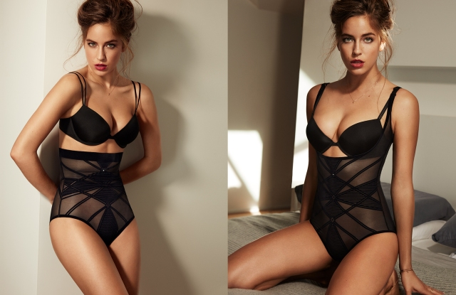 Nancy Ganz 'Lingerie with Benefits' collection.