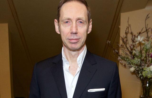 Nick KnightSHOW studio Fashion Film Awards in collaboration with QIC Global Real Estate, Regent Street Cinema, London, Britain - 03 Feb 2016