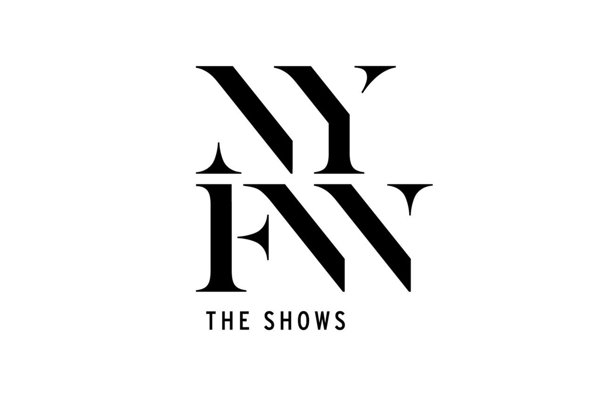 NYFW: The Shows logo.