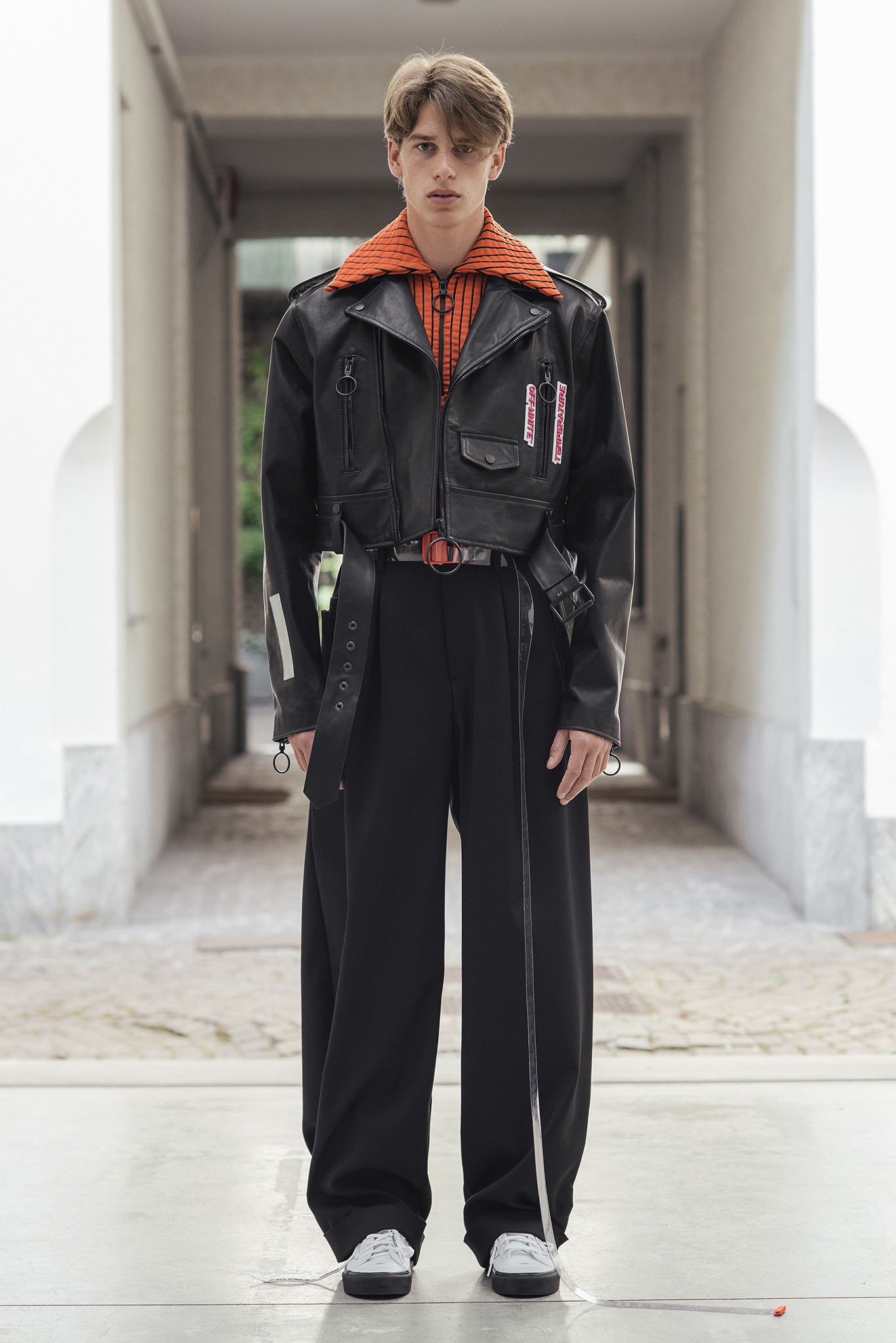 A look from Off-White.