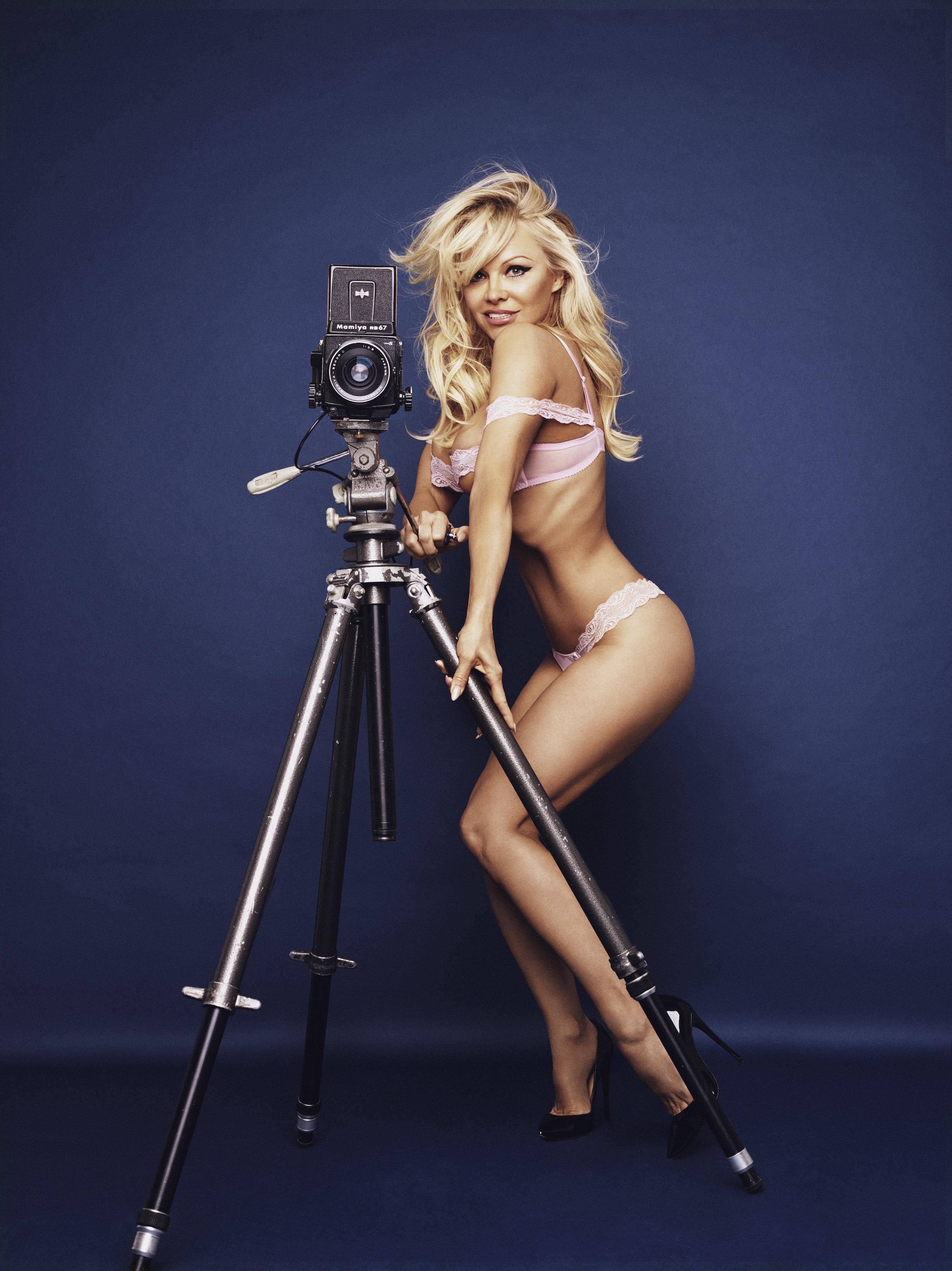 Pamela Anderson x Coco de Mer collection
