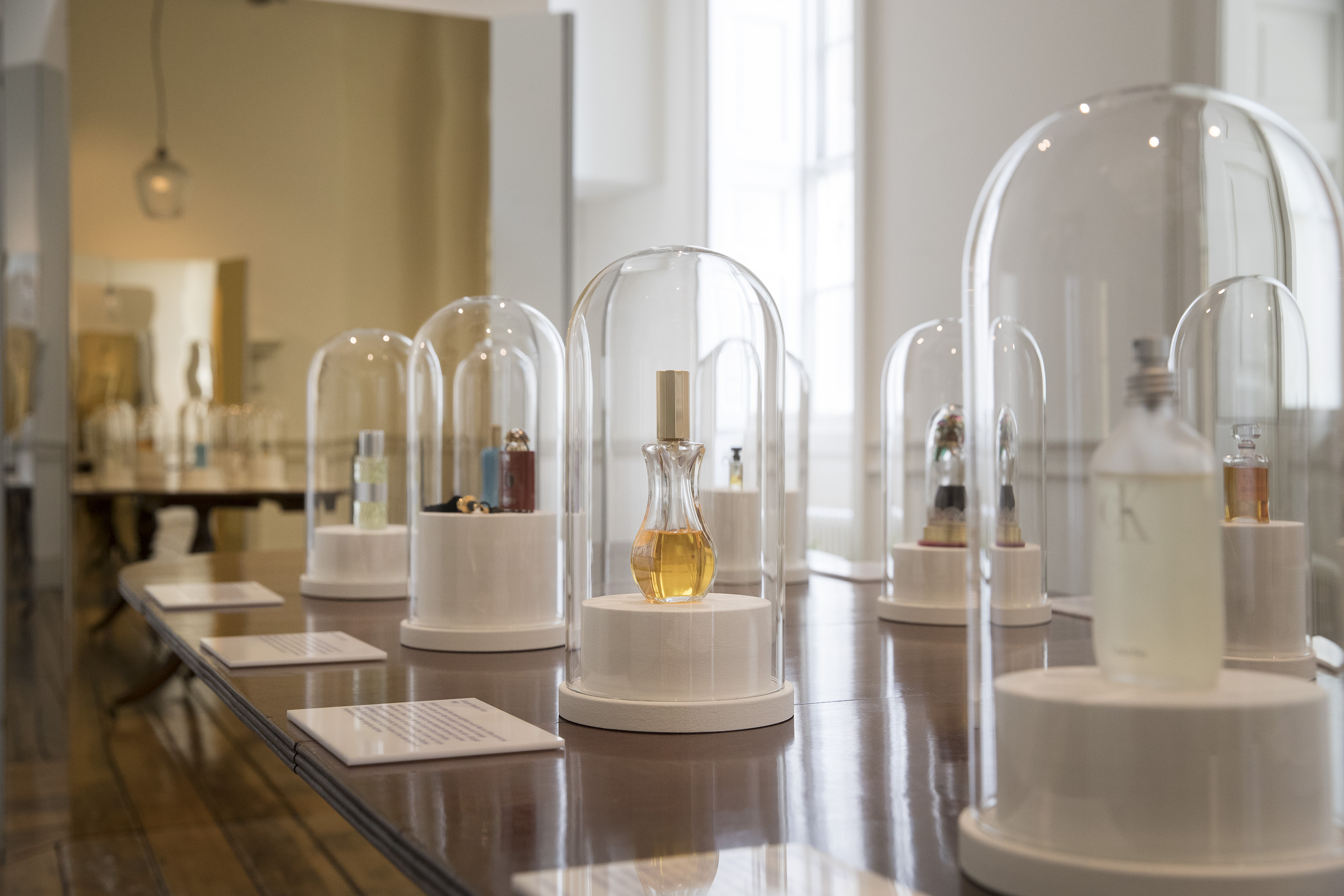 Somerset House new exhibition cult perfume