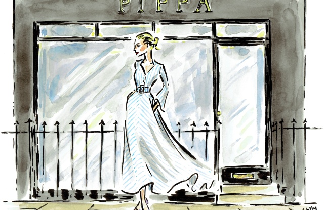 Pippa store Notting Hill
