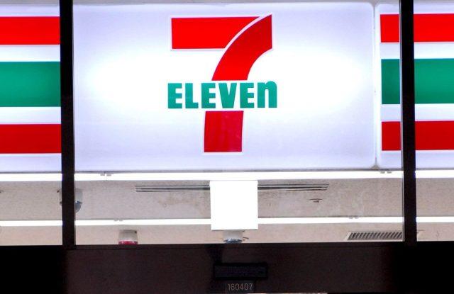 A 7-Eleven store.