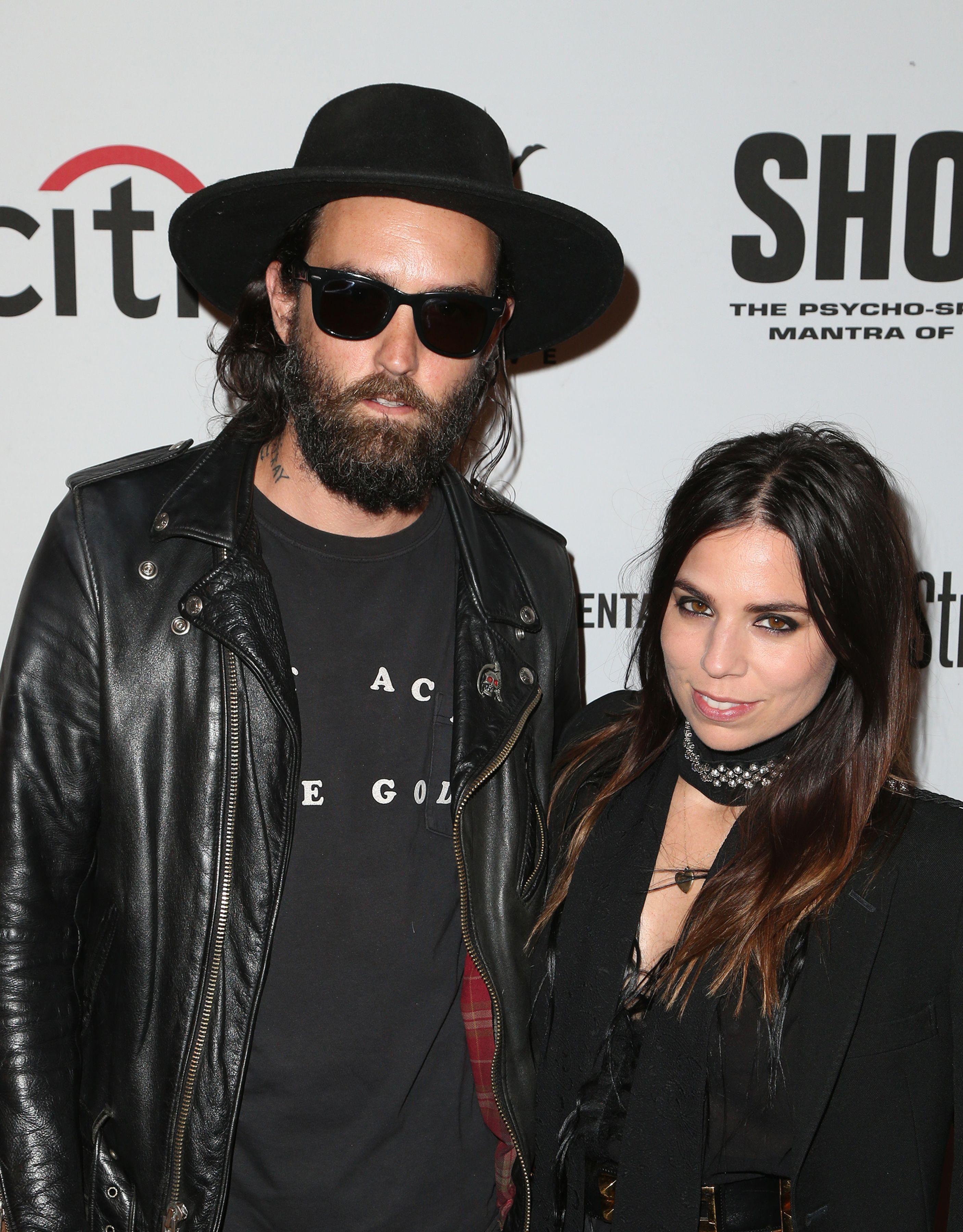Steve Hash, Ally Hilfiger'SHOT! The Psycho Spiritual Mantra of Rock' film premiere, Los Angeles, USA - 04 Apr 2017