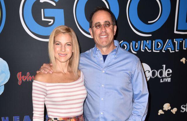Jessica Seinfeld and Jerry SeinfeldGOOD+ Foundation New York Bash, USA - 31 May 2017