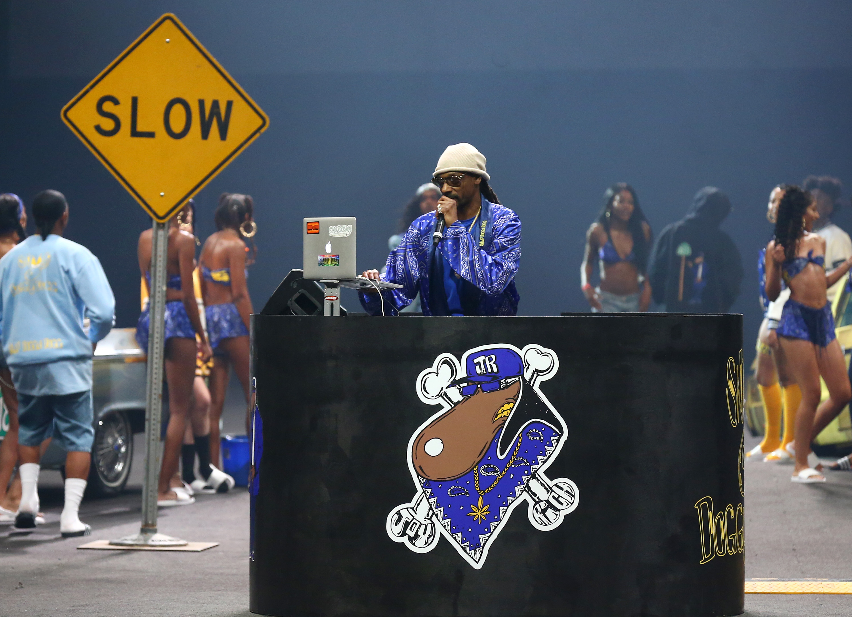 Snoop Dogg Made Los Angeles