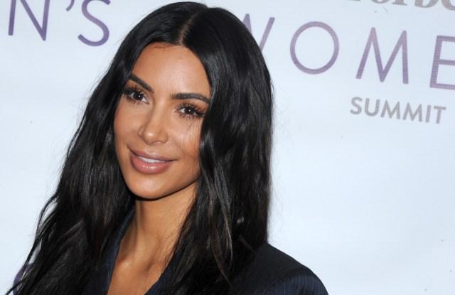 Kim KardashianForbes Women's Summit, New York, USA - 13 Jun 2017