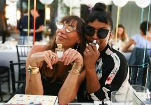 Jacqui Getty and Brigette Romanek Jo Malone London & Poppy Delevingne Celebrate the Launch of 'Poptastic', Los Angeles, USA - 15 Jun 2017