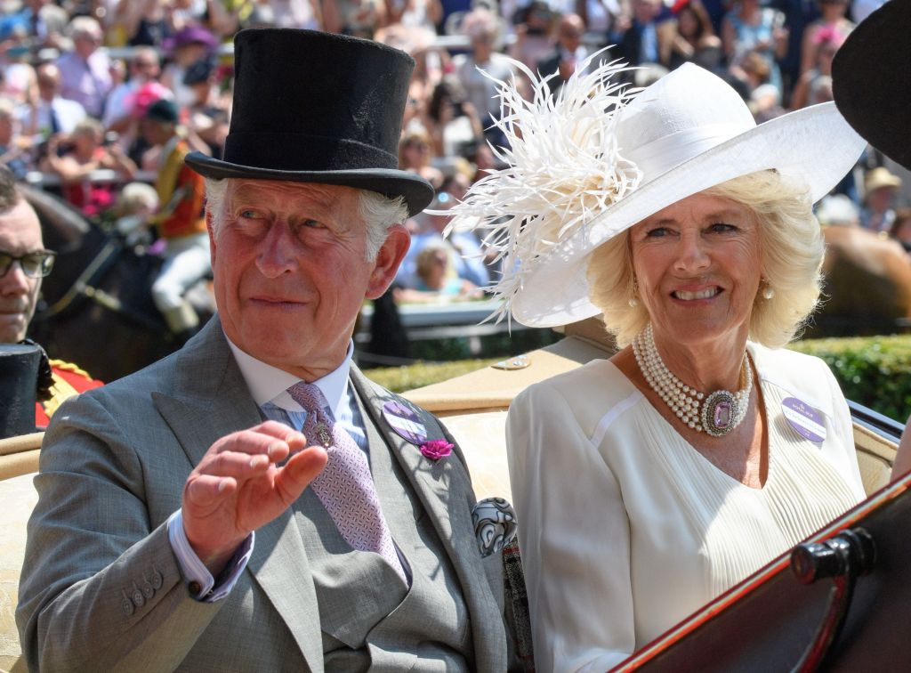 Prince Charles and Camilla Duchess of CornwallRoyal Ascot, Day One, UK - 20 Jun 2017