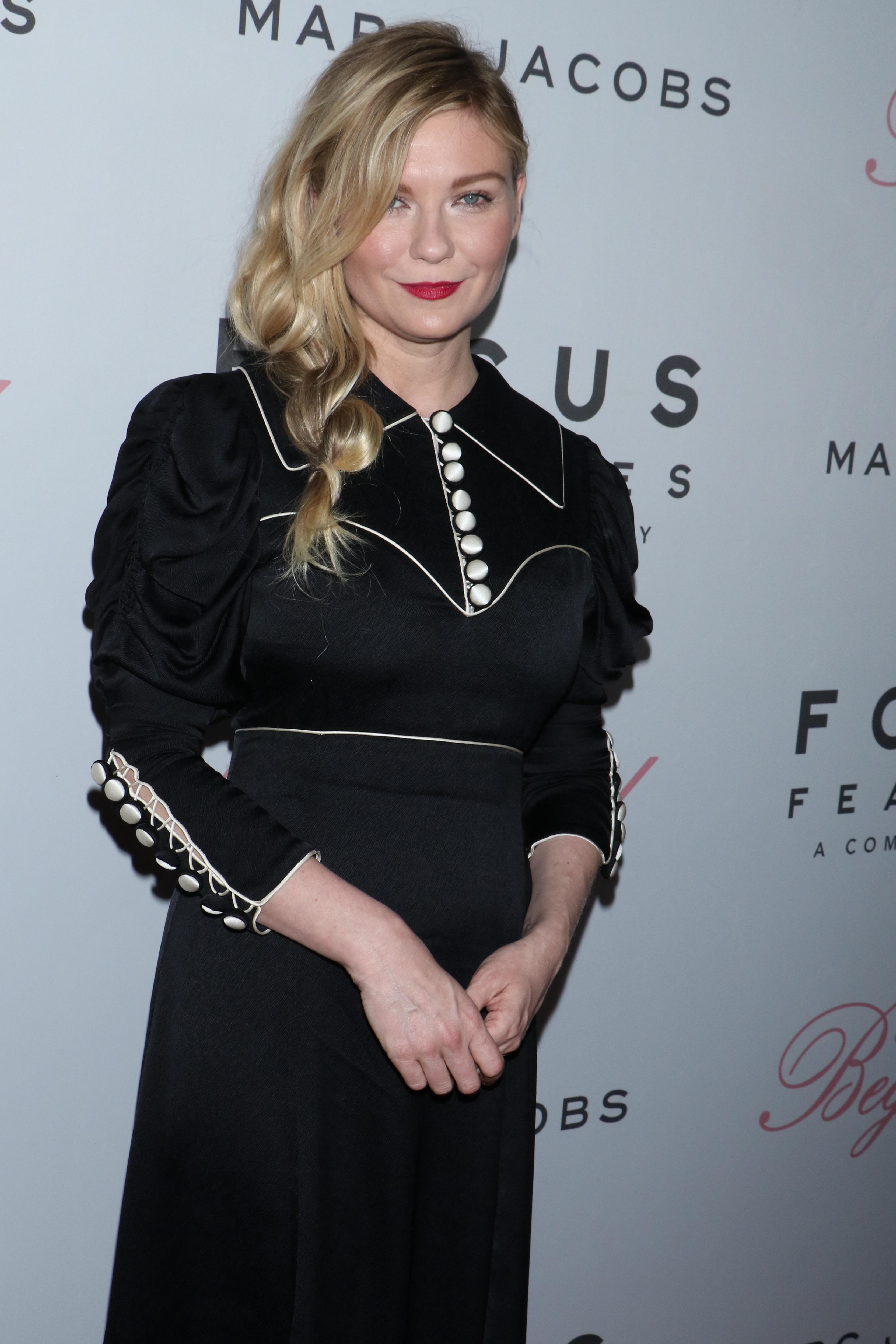 Kirsten Dunst'The Beguiled' film premiere, Arrivals, New York, USA - 22 Jun 2017