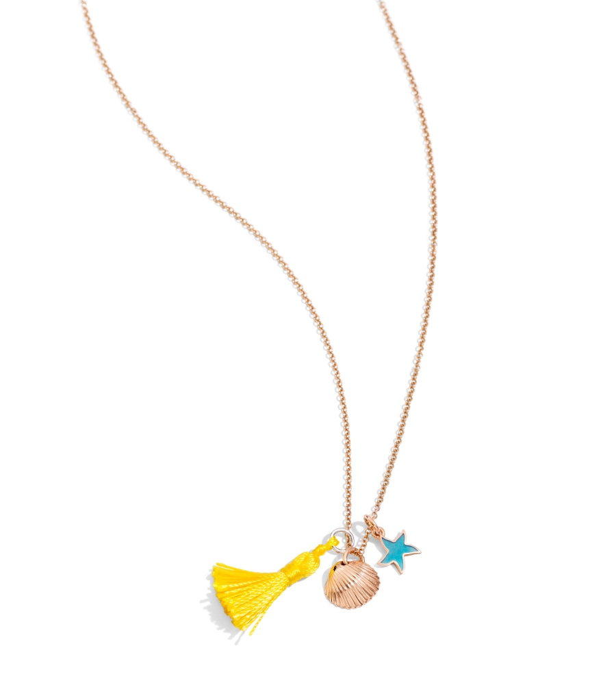 Dodo shell and star chain.
