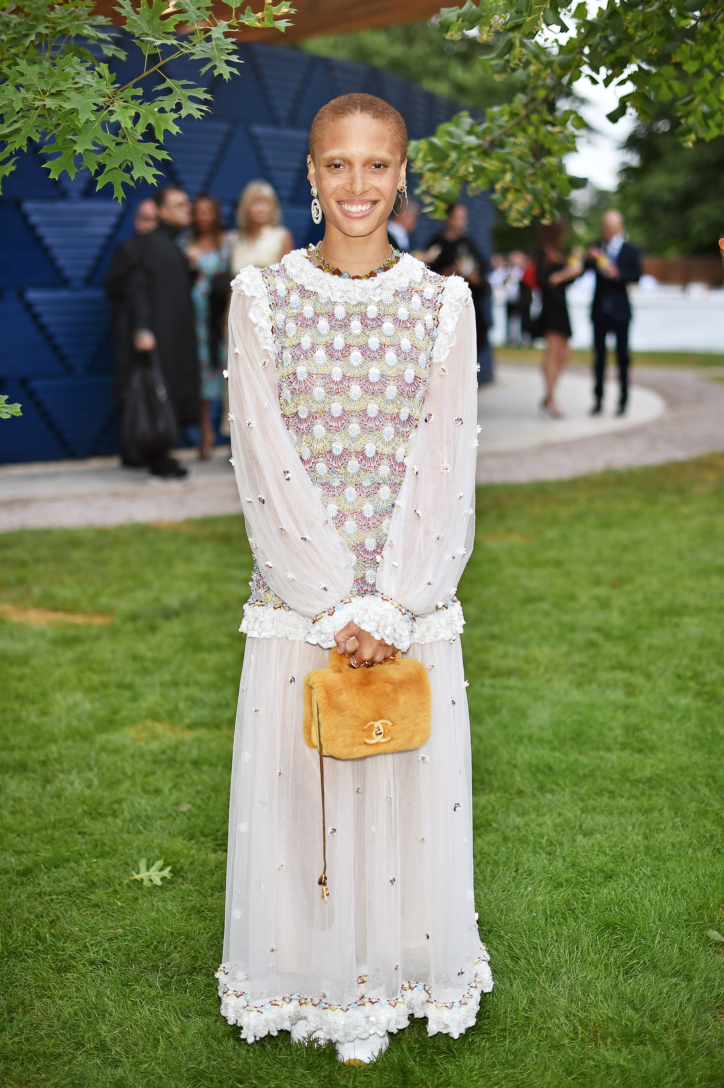 Adwoa AboahThe Summer Party presented by Serpentine Galleries and Chanel, London, UK - 28 Jun 2017