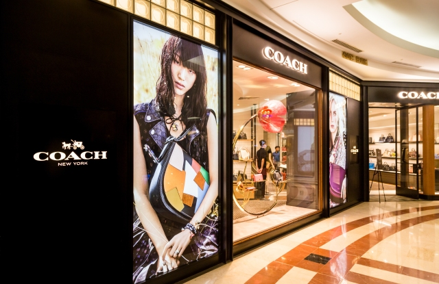 Handbags, footwear and outerwear represent an $80 billion global marketplace for Coach Inc.