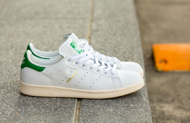 Adidas and Puma are battling in court over design elements of Adidas' classic Stan Smith shoes.