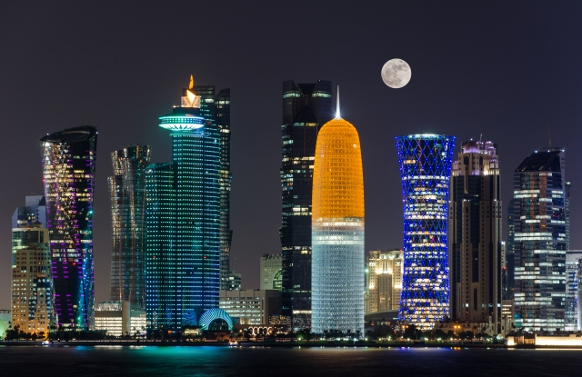 Leading Arab nations have cut their ties to Qatar, whose capital Doha is a major area for retail development.