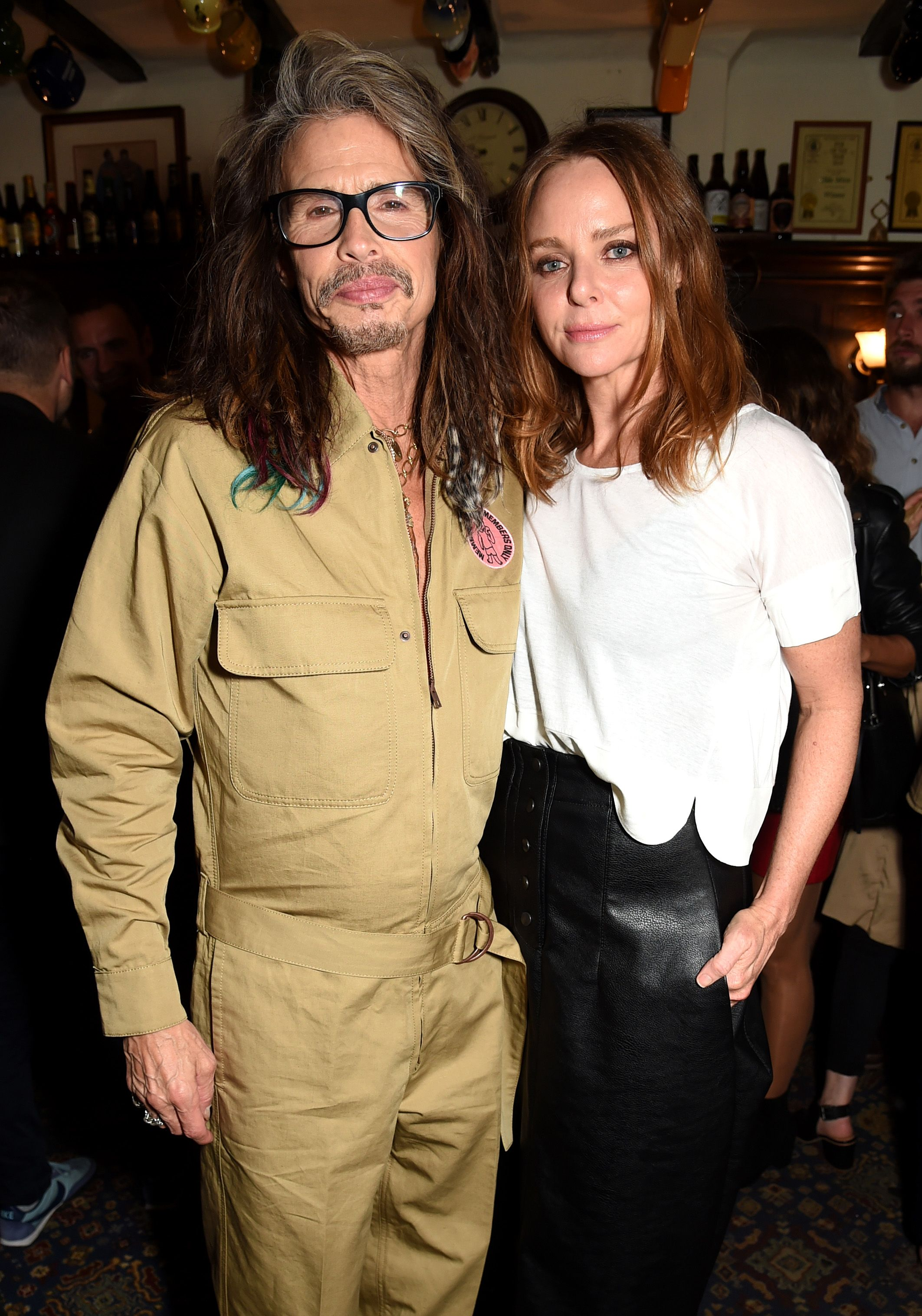 Steven Tyler Stella McCartney