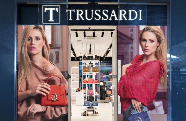 T'Trussardi store at Roma Termini