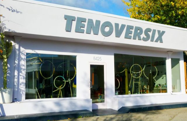 The TenOverSix L.A. store is closing in July.