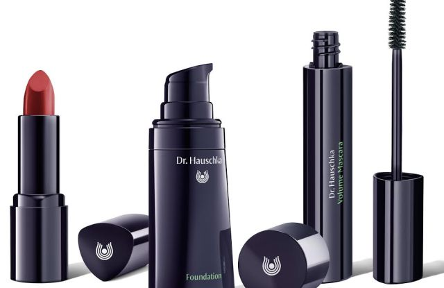 Dr. Hauschka makeup products.