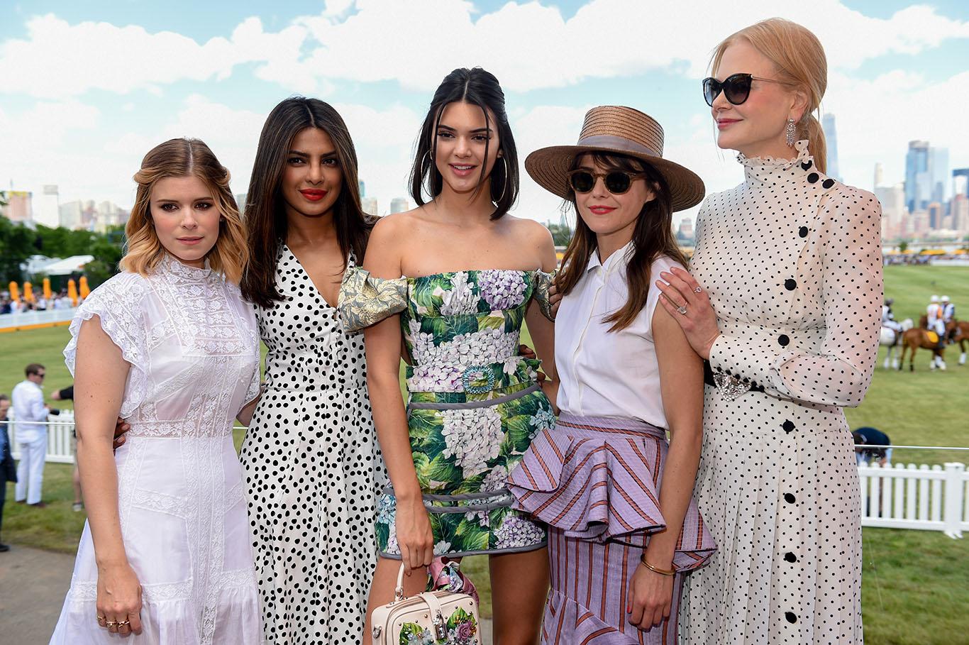 Kate Mara, Priyanka Chopra, Kendall Jenner, Keri Russell, Nicole Kidman