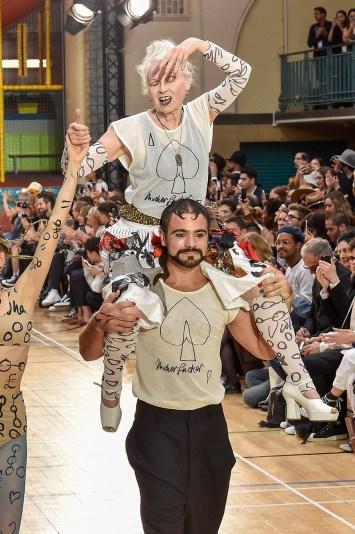 Vivienne Westwood Men's Spring 2018