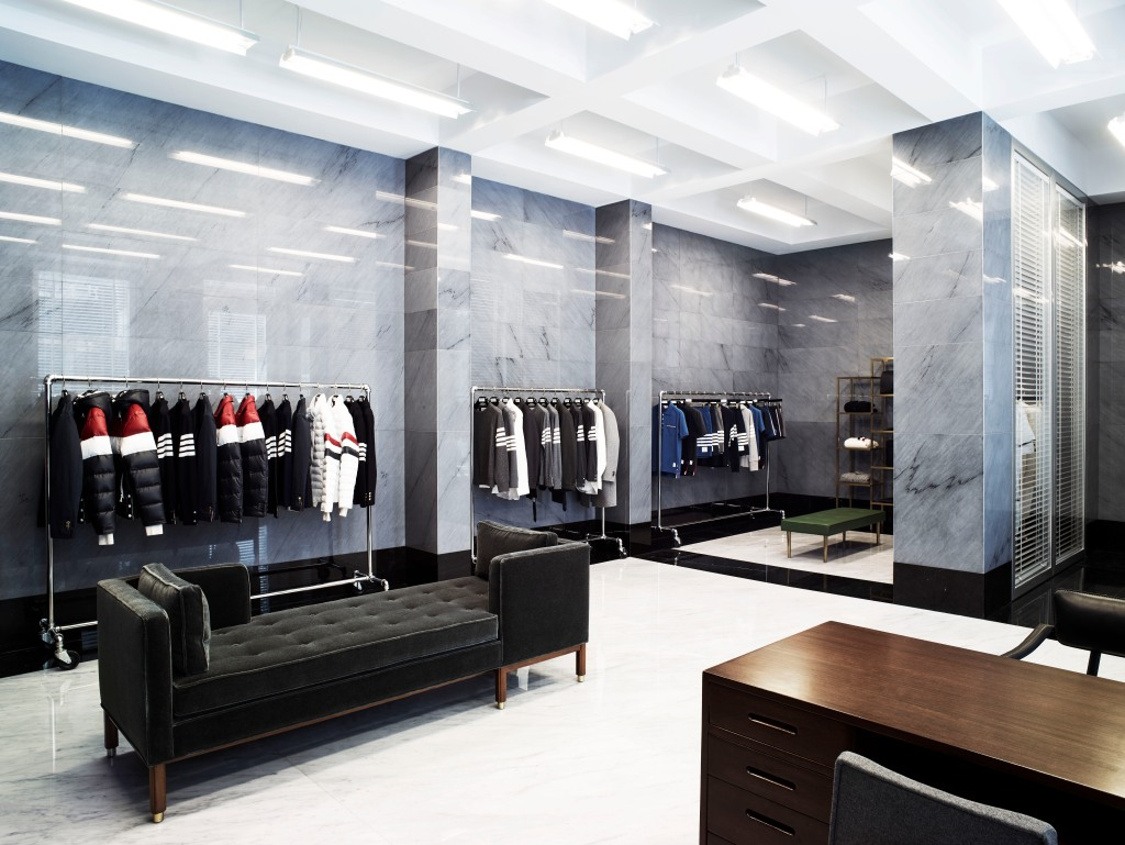 Thom Browne Store London's Mayfair