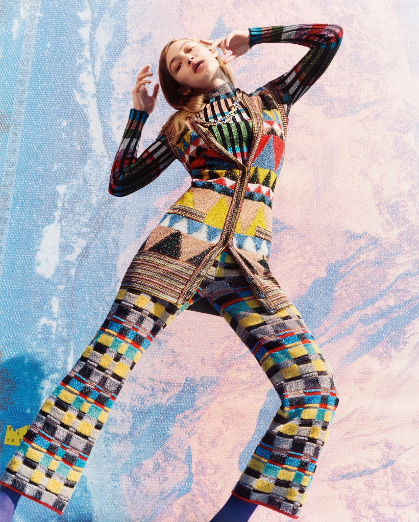 Missoni fall 2017 advertising campaign