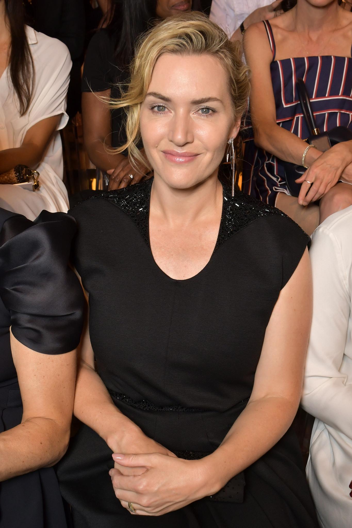 Kate Winslet at Giorgio Armani Prive