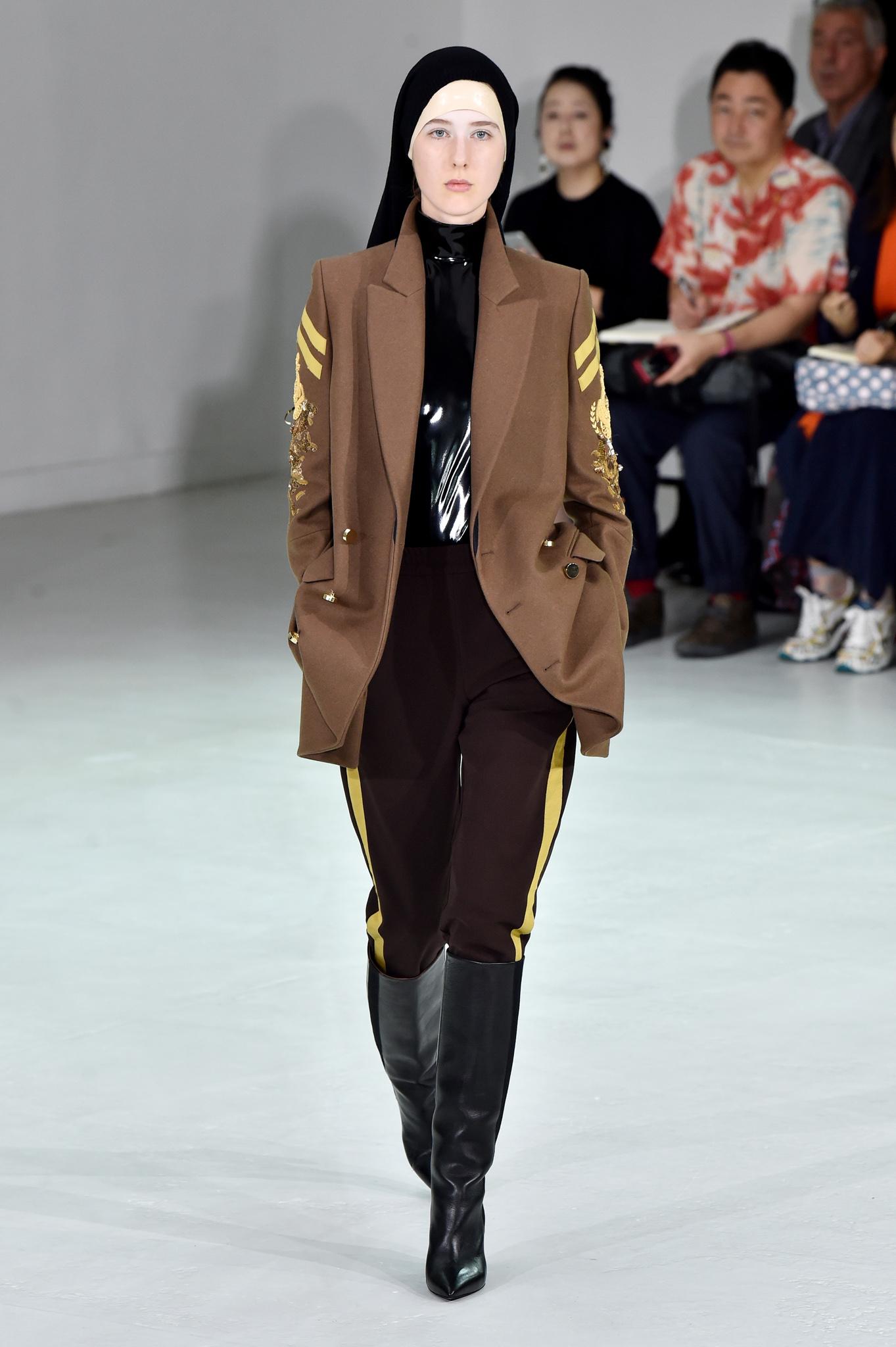 A.F. Vandevorst Couture Fall 2017