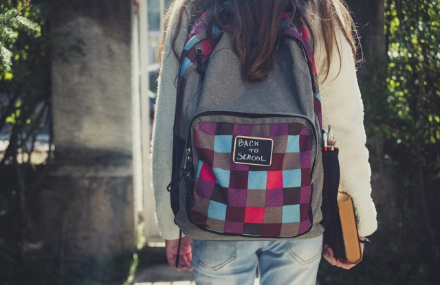 Stylish backpacks are always in for Back to School season. Photo Credit: Shutterstock