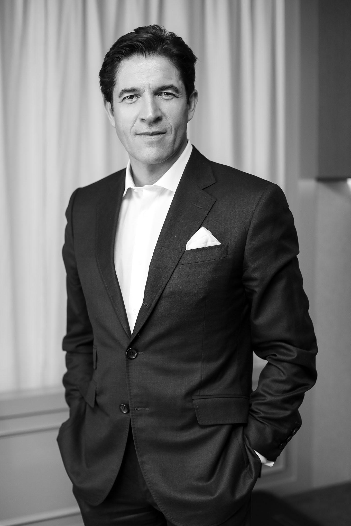 Bally CEO Frédéric de Narp.
