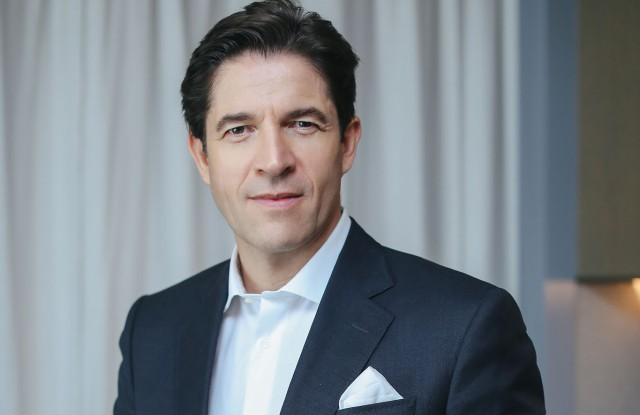 Bally CEO Frédéric de Narp