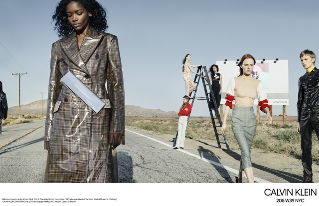 Calvin Klein Reveals 205W39NYC Campaign for Fall