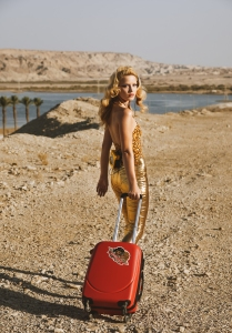 An image of the Fiorucci campaign