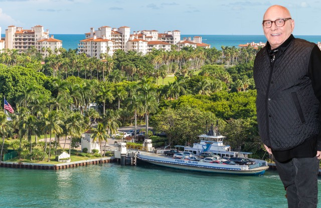 MIAMI, USA - SEPTEMBER 06, 2014 :View of apartments in Fisher Island on September 06, 2014 in Miami.; Shutterstock ID 237320008; Usage: Web; Issue Date: 7/20